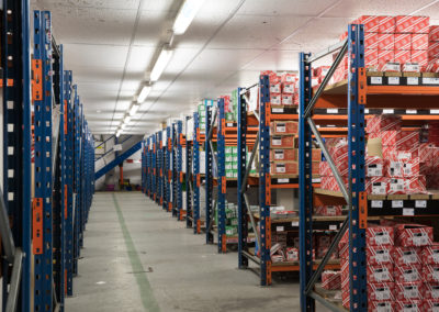 AT&T GB LTD Warehouse shows electrical wholesalers for electrical contractors based in London